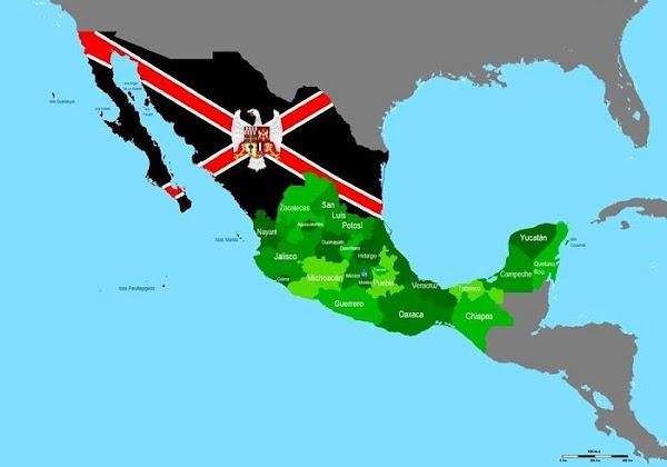 Más de 50 mil personas piden independencia de México del Norte, producimos más dicen