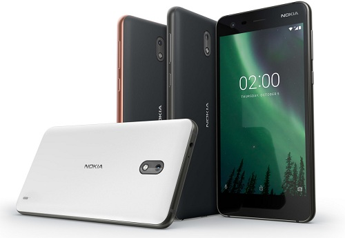 جوال Nokia 2 الجديد مع بطارية سعة 4100 ميللى أمبير