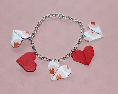 Bracelet Saint valentin à faire soi même