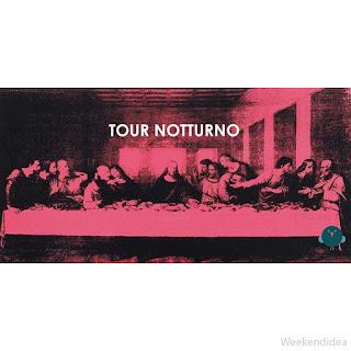Tour notturno a Leonardo & Warhol