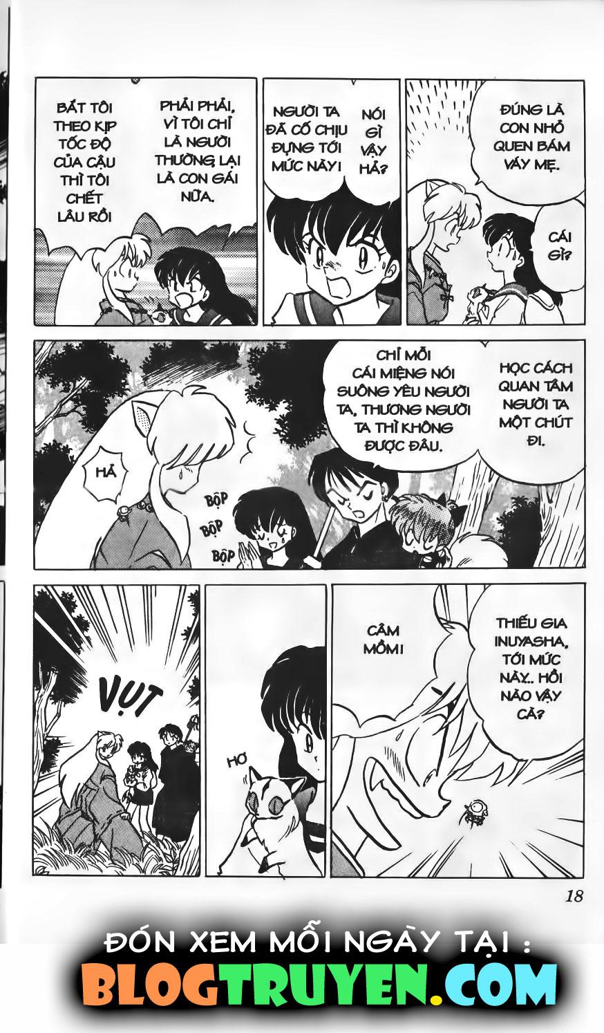 Inuyasha vol 10.1 trang 17