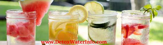 Detox water weight loss recipes fruit infused