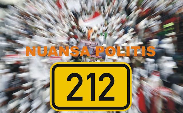 Dulu Menolak Disebut Gerakan Politik, Kini 212 Jadi Partai dan Siap Maju Pemilu 2019