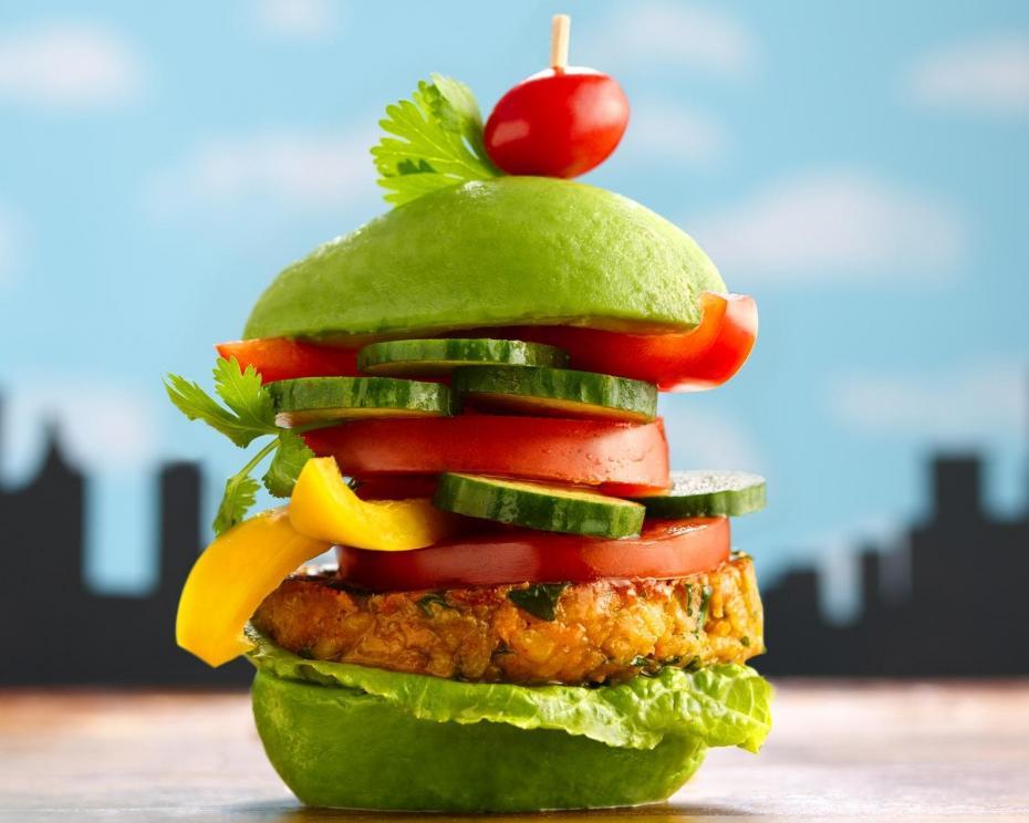 hamburger-vegetarien