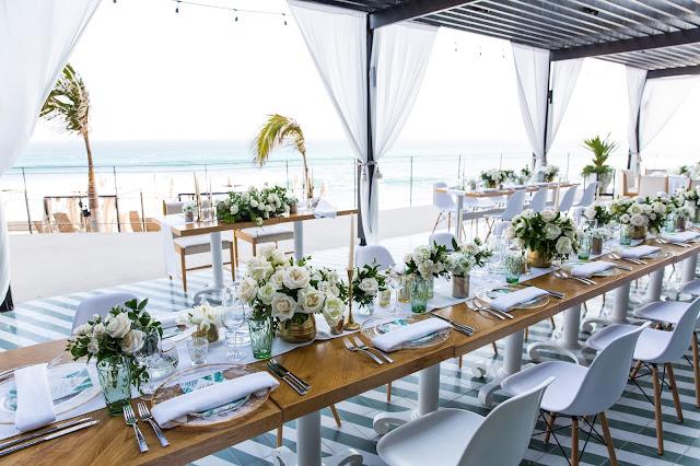 modern weddings Cape wedding  Florenta Floral designer in los cabos