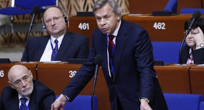 Росія погрожує виходом із Ради Європи