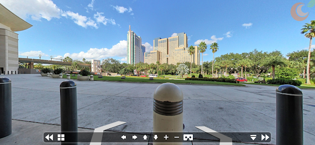 Florida's Orange County Convention Center Intros Interactive Map via concept3D