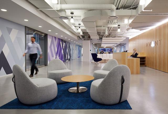 แบบ Office Lobby สวยๆ