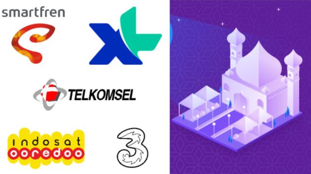 Promo Paket Kuota Internet Khusus Ramadhan 2019 Untuk All Operator