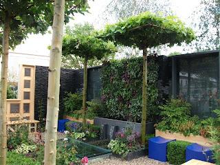 Annie S Little Plot Chelsea Flower Show The Small Gardens