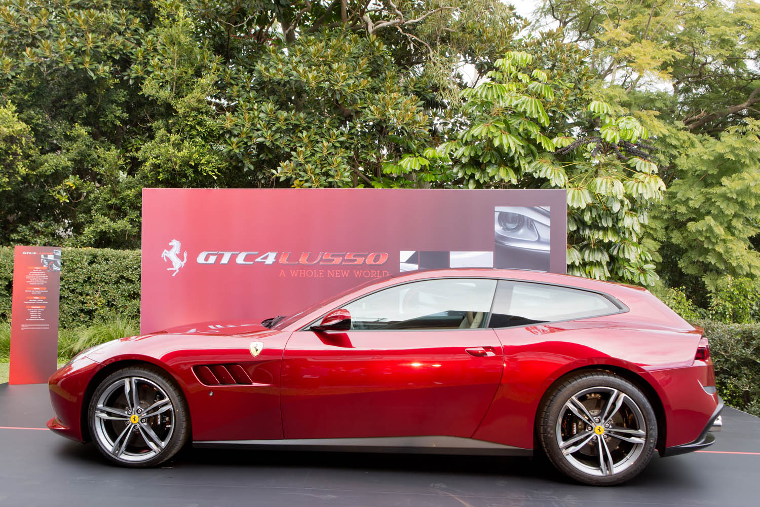 Ferrari Launches Latest Supercars In Southern Hemisphere