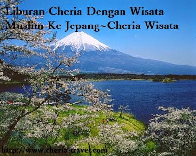 Wujudkan Impian Wisata Halal ke Jepang Bersama Cheria Travel - Blog Mas Hendra