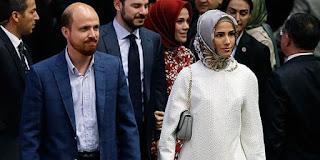 Βίος και πολιτεία της «αγίας οικογένειας» Ερντογάν