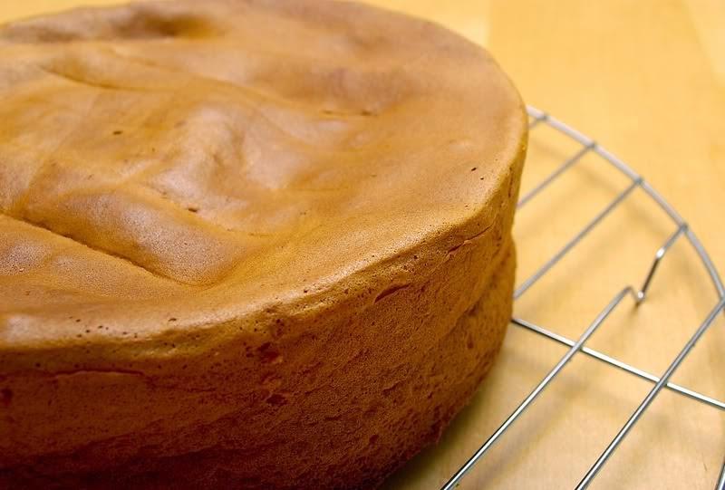 Resep Sponge Cake Jepang: Resep Sponge Cake