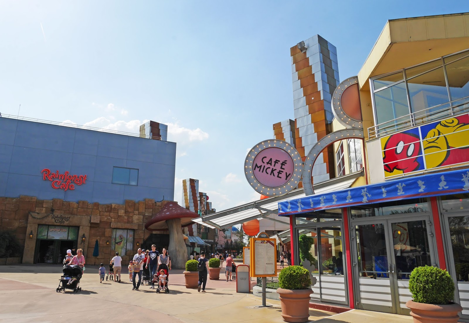 Disney Village at Disneyland Paris