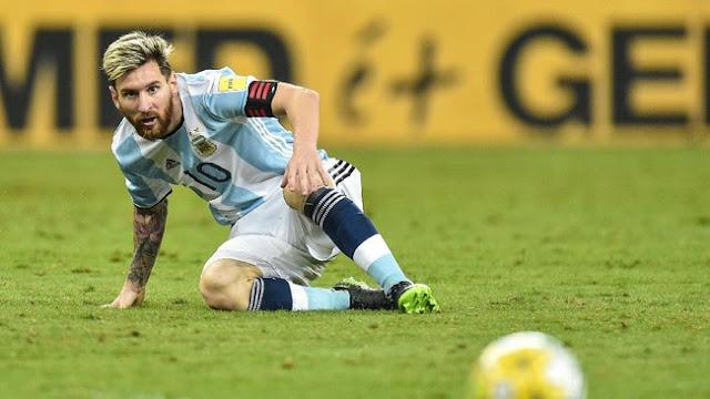 Messi: Brasil, Jerman, Prancis, dan Spanyol Lebih Baik daripada Argentina