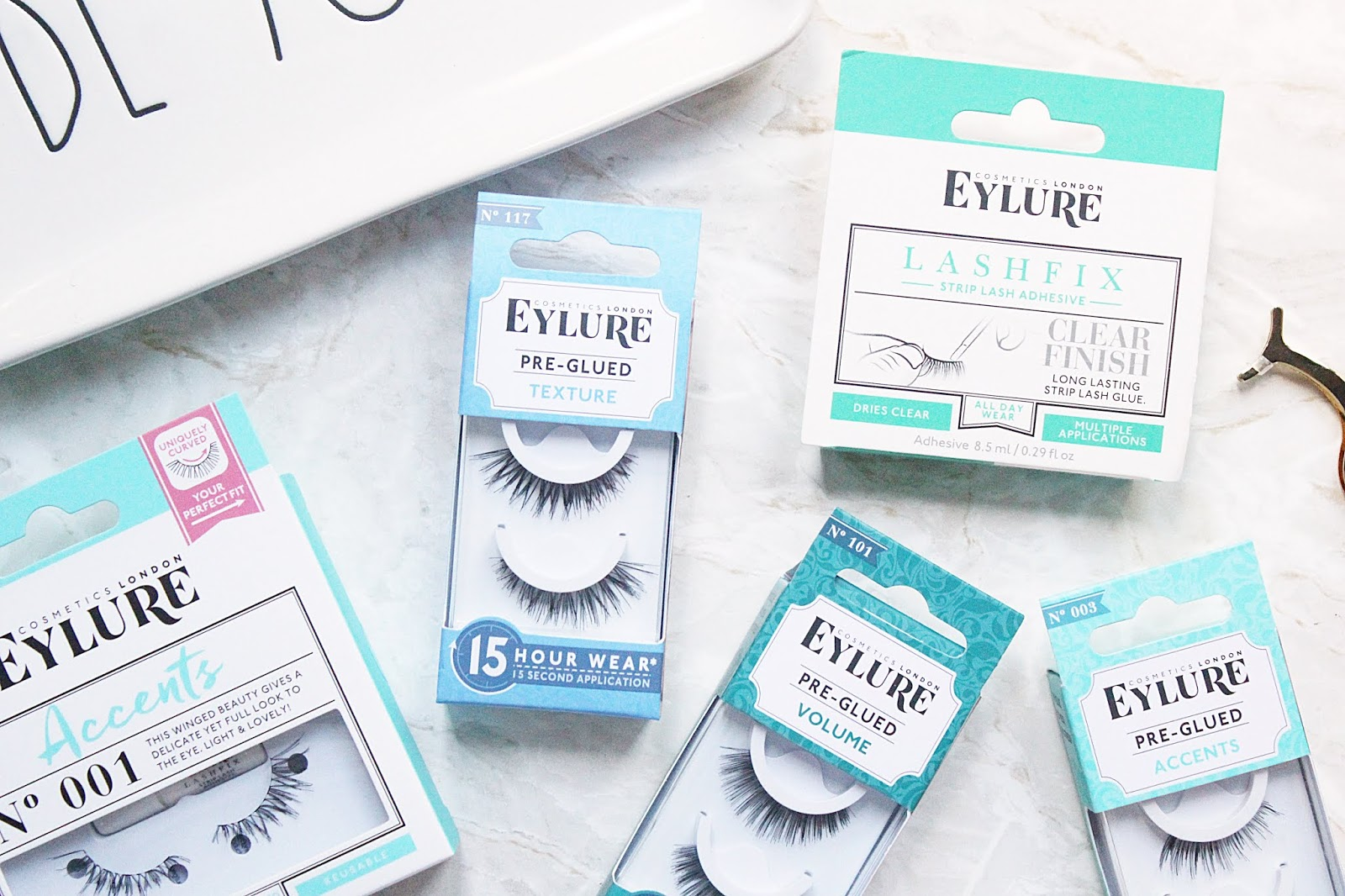 Eylure False Lash Top Picks