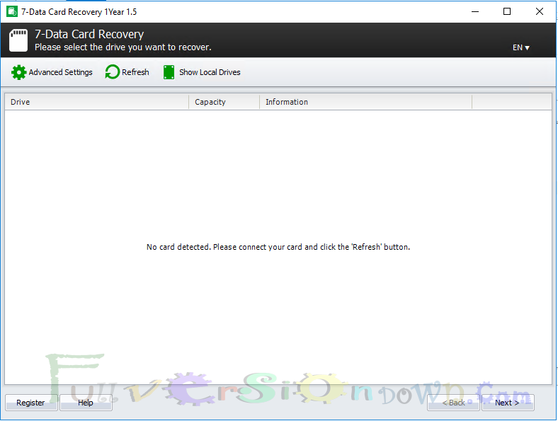 Download 7-Data Card Recovery Full Version