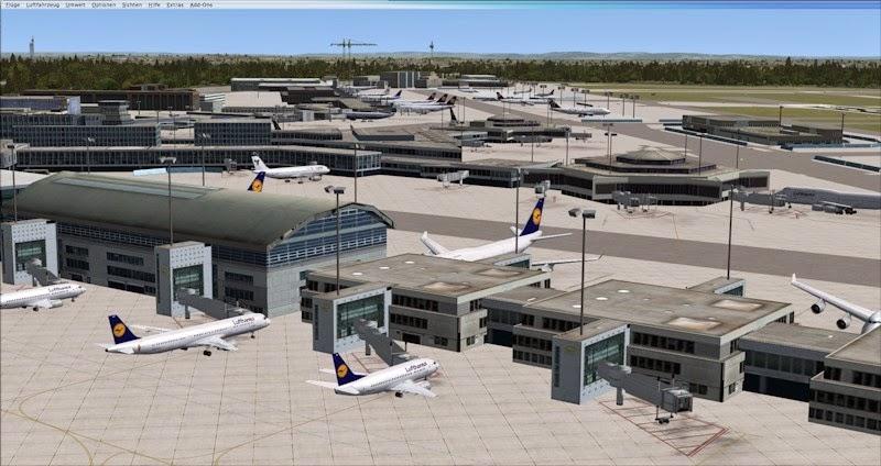 SimCatalog - Best freeware scenery for FSX - Europe
