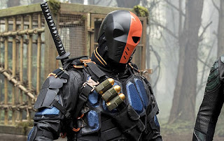 DeathStroke IS Off CW's ARROW
