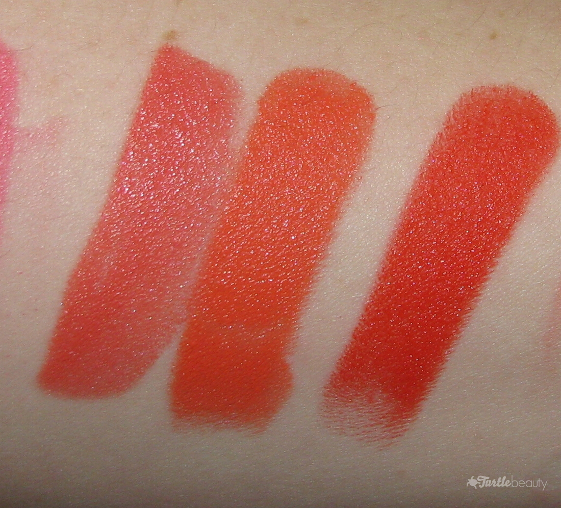 Turtle Beauty New Wet N Wild  Nyc Product Swatches -6795