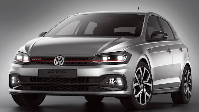 Volkswagen Polo 2019 GTS 250 TSI