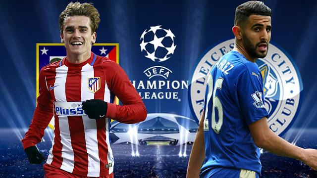Atlético de Madrid x Leicester (12/04/2017) - Horário, TV e prognóstico (Champions League)