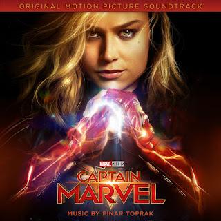 Pinar Toprak - Captain Marvel (Original Motion Picture Soundtrack) [iTunes Plus AAC M4A]