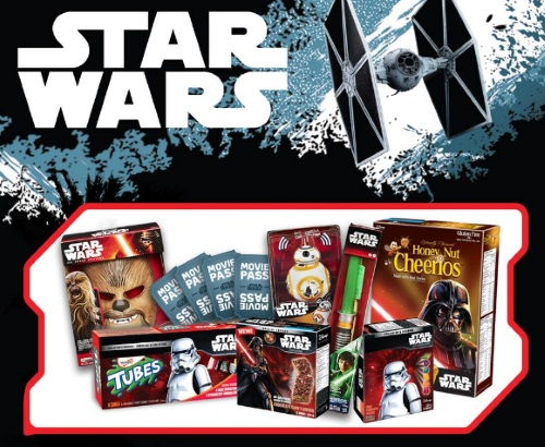 Life Made Delicious Star Wars Giveaway
