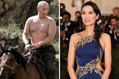 vladimir putin wife photos