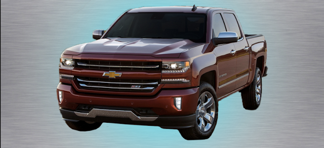 2018 Chevy Silverado Specs, Powertrain and Changes