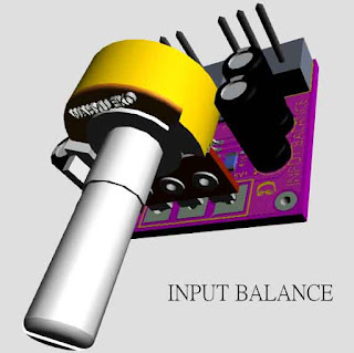 Input Balance Power Amplifier 4558 - SMD