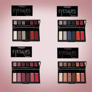 Deborah Milano - Eyes & Lips Palette