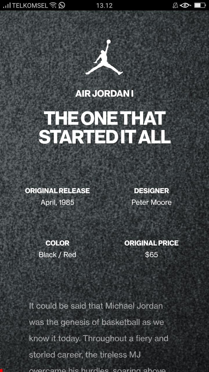 brand new 4e5c1 ab4df Mengenal Peter Moore, Pria Inggris Dibalik Air Jordan 1 dan Logo Adidas