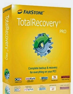 FarStone TotalRecovery Pro 10.51 + Key