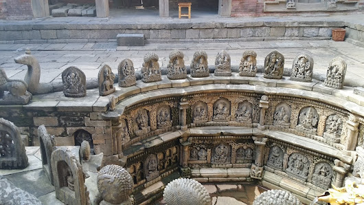 Golden Period Of Nepalese Art and Architecture: Patan Durbar Square