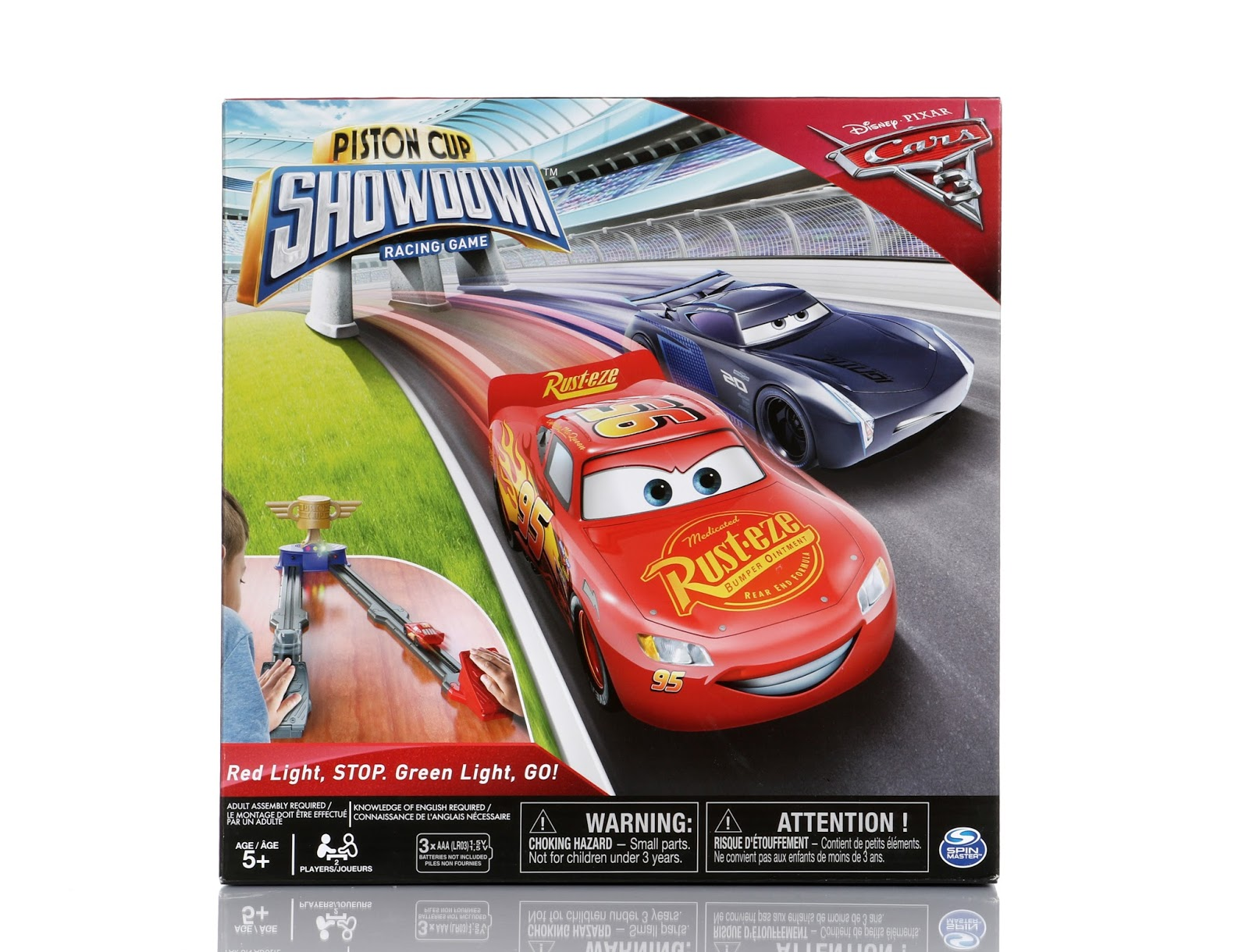 cars 3 piston cup showdown game review