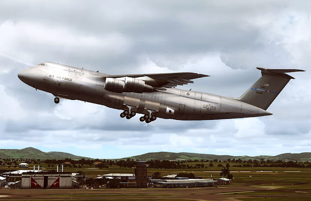 Maior avião militar do mundo