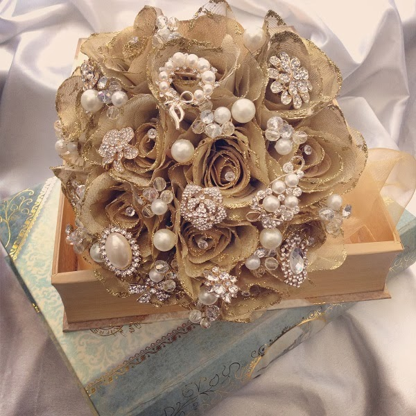 WIN A Jewelled Bouquet By Floral Creations By Reena