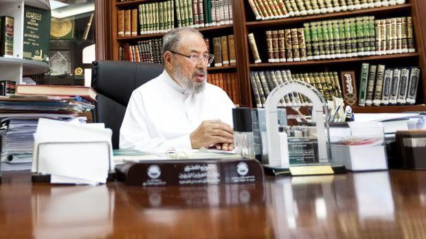 Pemerintah Mesir Hukum Syaikh Yusuf al-Qaradawi Penjara Seumur Hidup