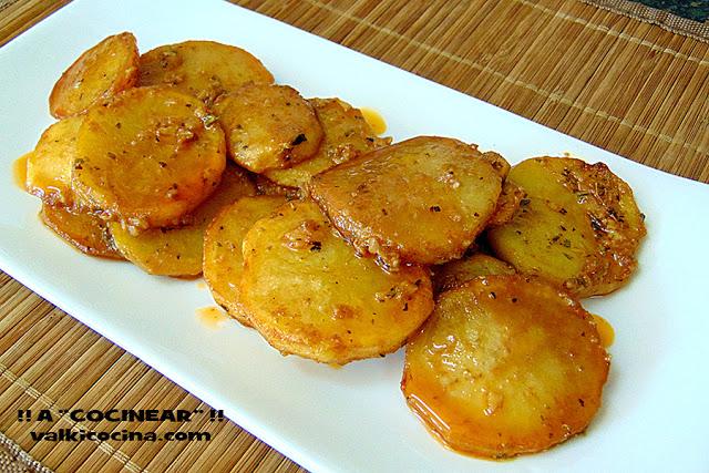6 recetas con patatas f ciles y econ micas ii a for Comidas caseras faciles
