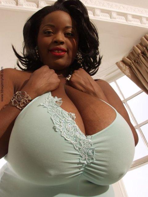 Huge Ebony Breast 94