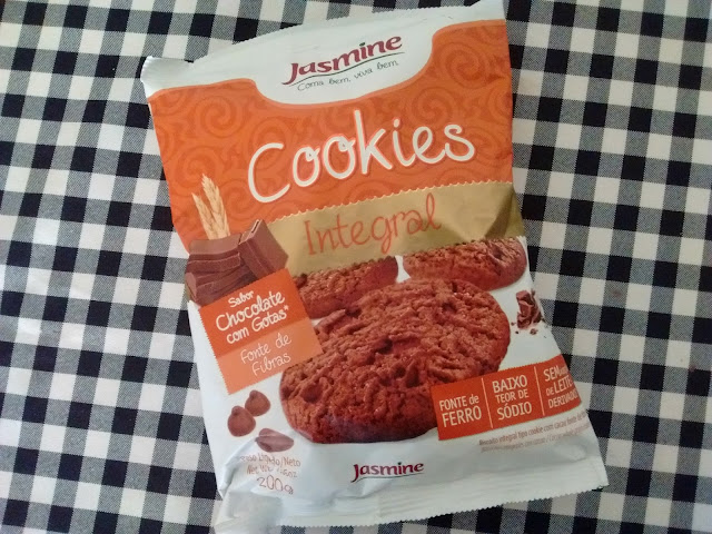 Cookie Integral Jasmine