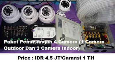 CCTV, CCTV DEPOK, Pasang CCTV, CCTV Rumah