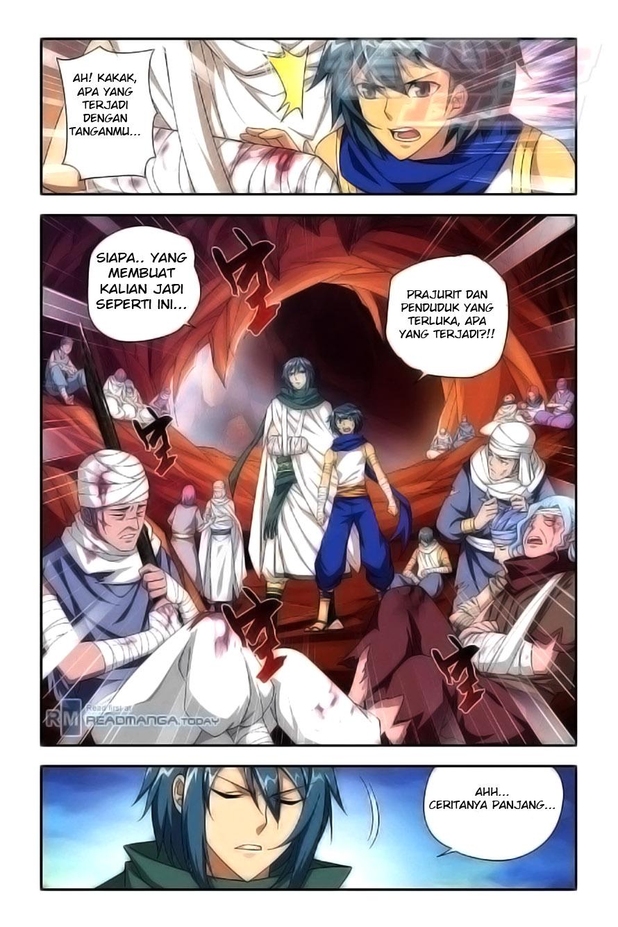 Battle Through the Heavens Chapter 52-43