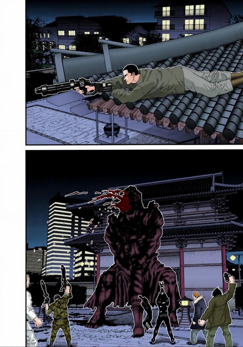 Gantz Chap 66: Chiến trường hỗn loạn trang 17
