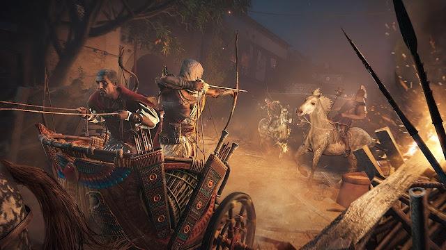 Assassins Creed Origins Games Full HD Wallpaper Free Download