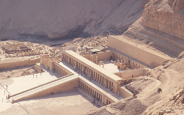 Queen Hatshepsut Monuments