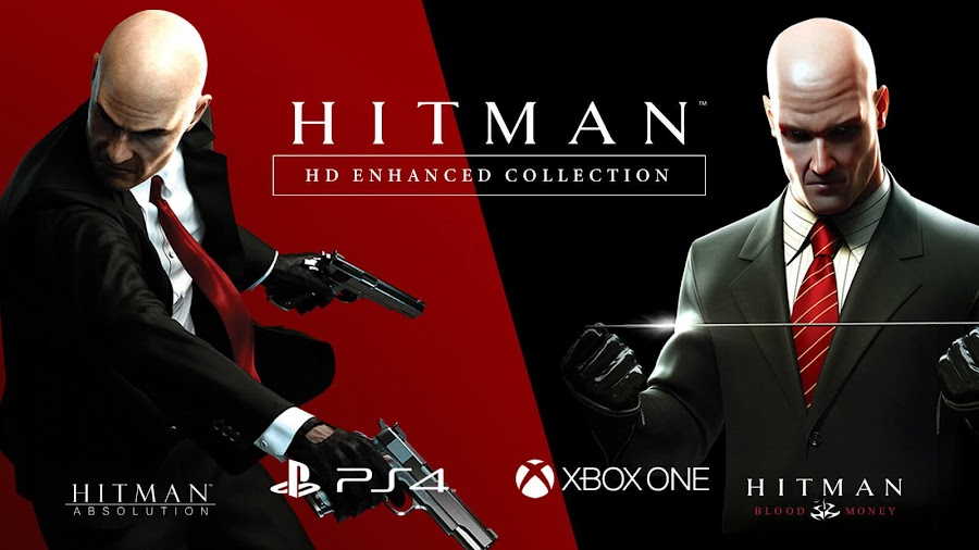 hitman hd enhanced collection absolution blood money ps4 xbox one
