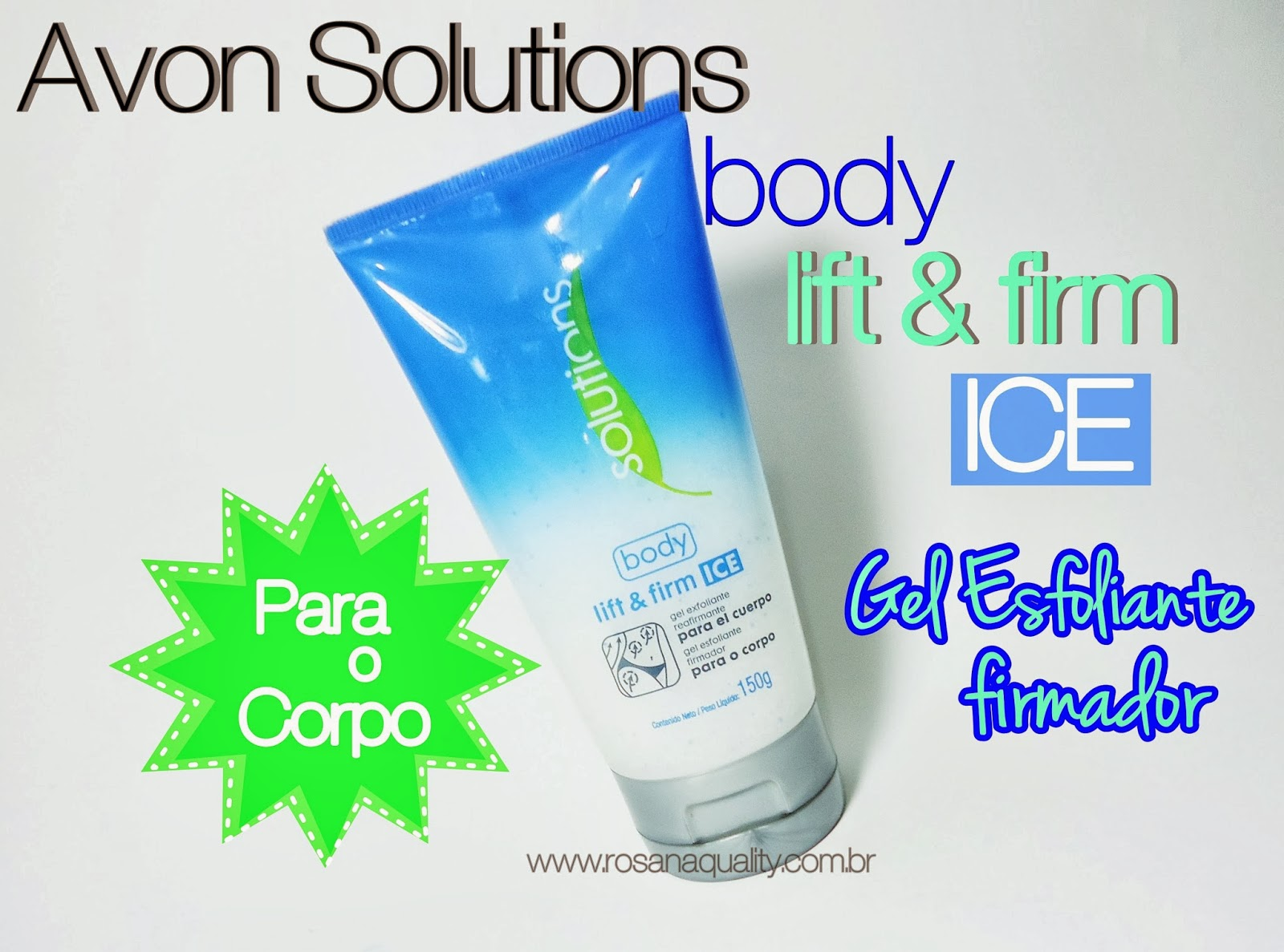 Body Lift & Fir Ice Avon Solutions